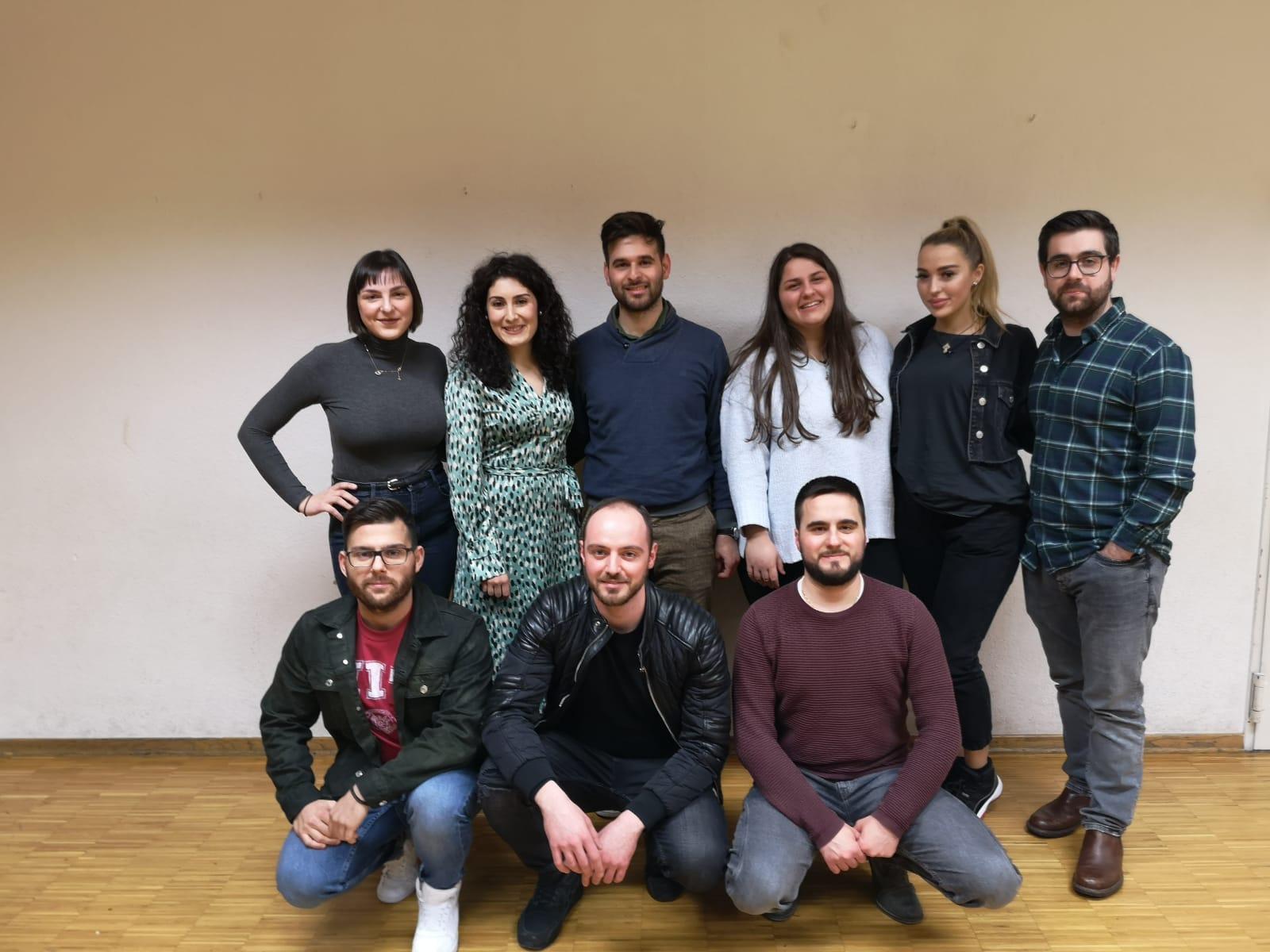 ΔΤ: Εκλέχθηκε νέα συντονιστική επιτροπή νεολαίας στην ΟΣΕΠΕ