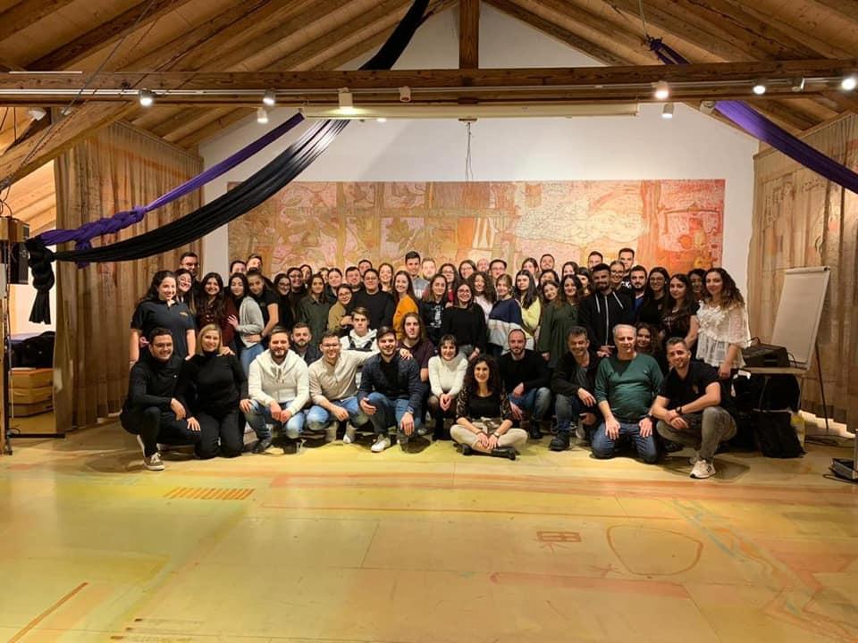 ΔΤ: 14ος Κύκλος Συναπαντημάτων Ποντιακής Νεολαίας στην Ευρώπη